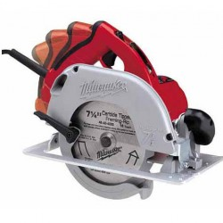 "Sierra Circular 7-1/4"" Milwaukee 6390-21"